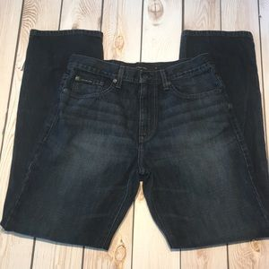 Calvin Klein Jeans men's relaxed straight jeans